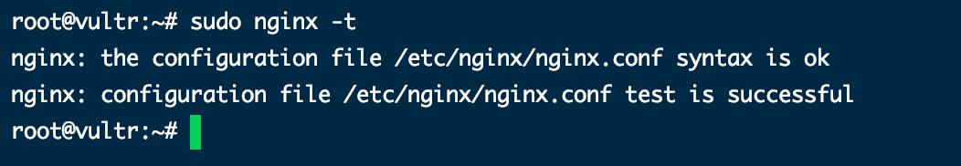 域服务块配置测试
